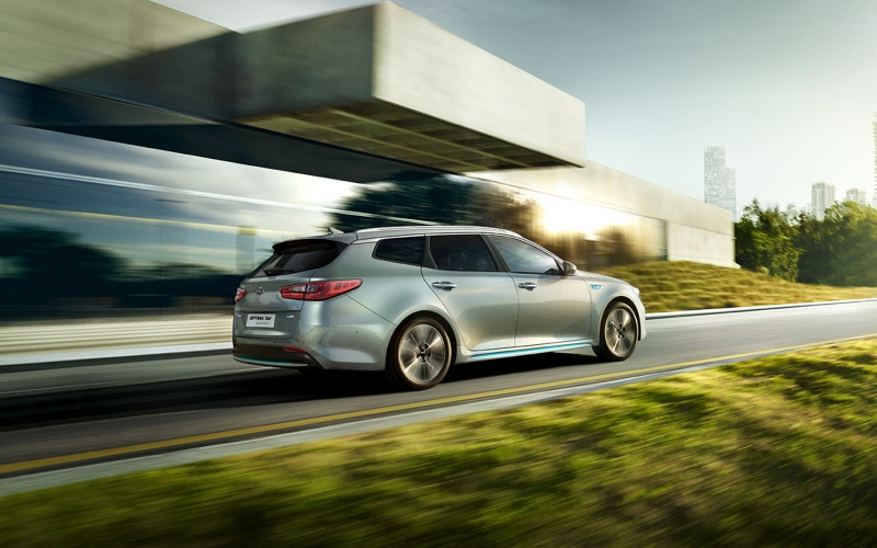 Optima SW PHEV Immagine 8