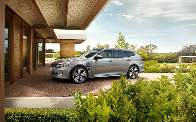 Optima SW PHEV Immagine 11