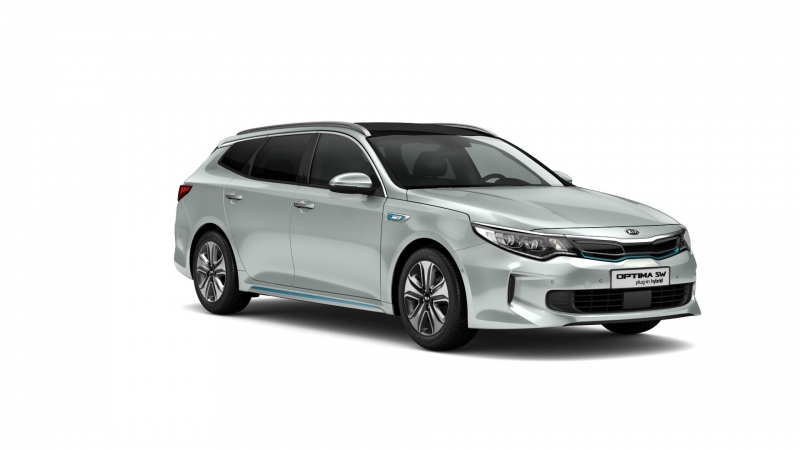 Optima SW PHEV Immagine 1