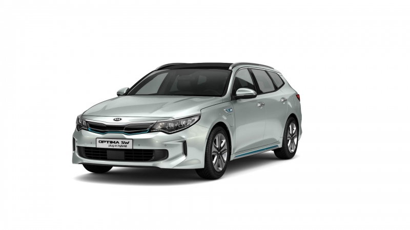 Optima SW PHEV Immagine 2
