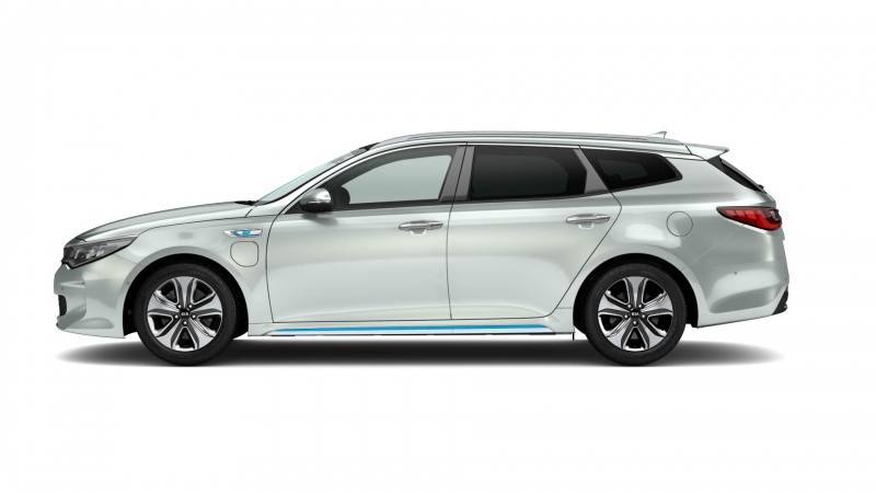Optima SW PHEV Immagine 3