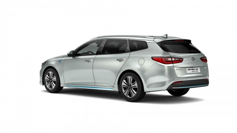 Optima SW PHEV Immagine 4