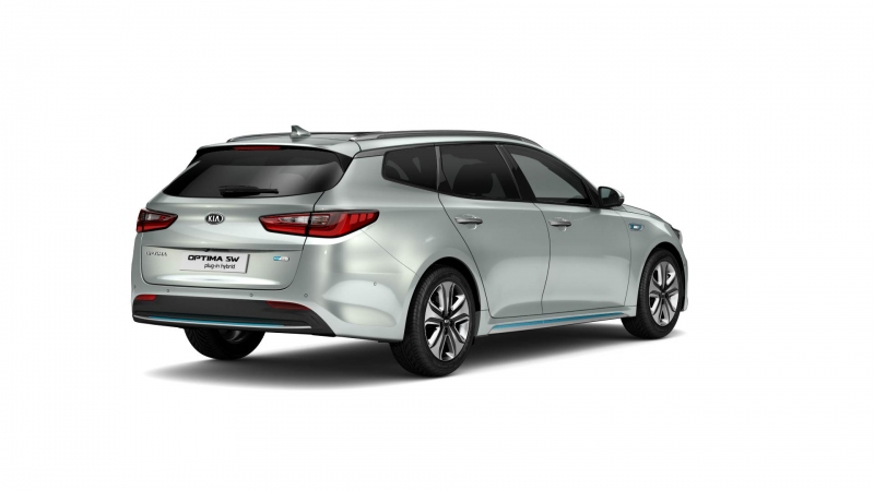 Optima SW PHEV Immagine 6